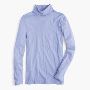 NWT j.crew tissue turtleneck t-shirt small